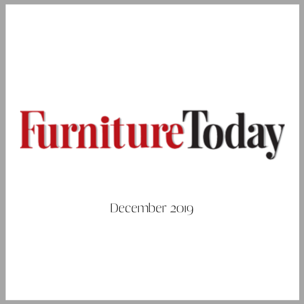 Fayette Studio featured in Furniture Today