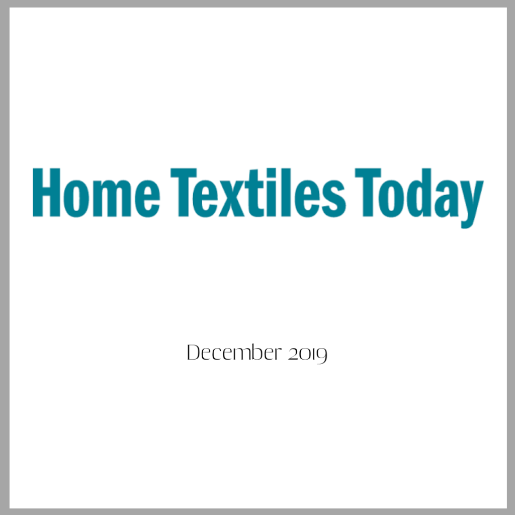 Fayette Studio featured in Home Textiles Today