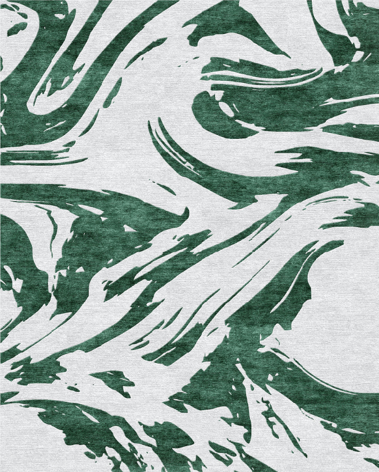 Marbled- Emerald